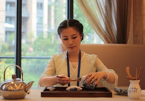 安吉白茶冲泡方法图片